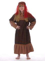 Agata Viking Girl Costume